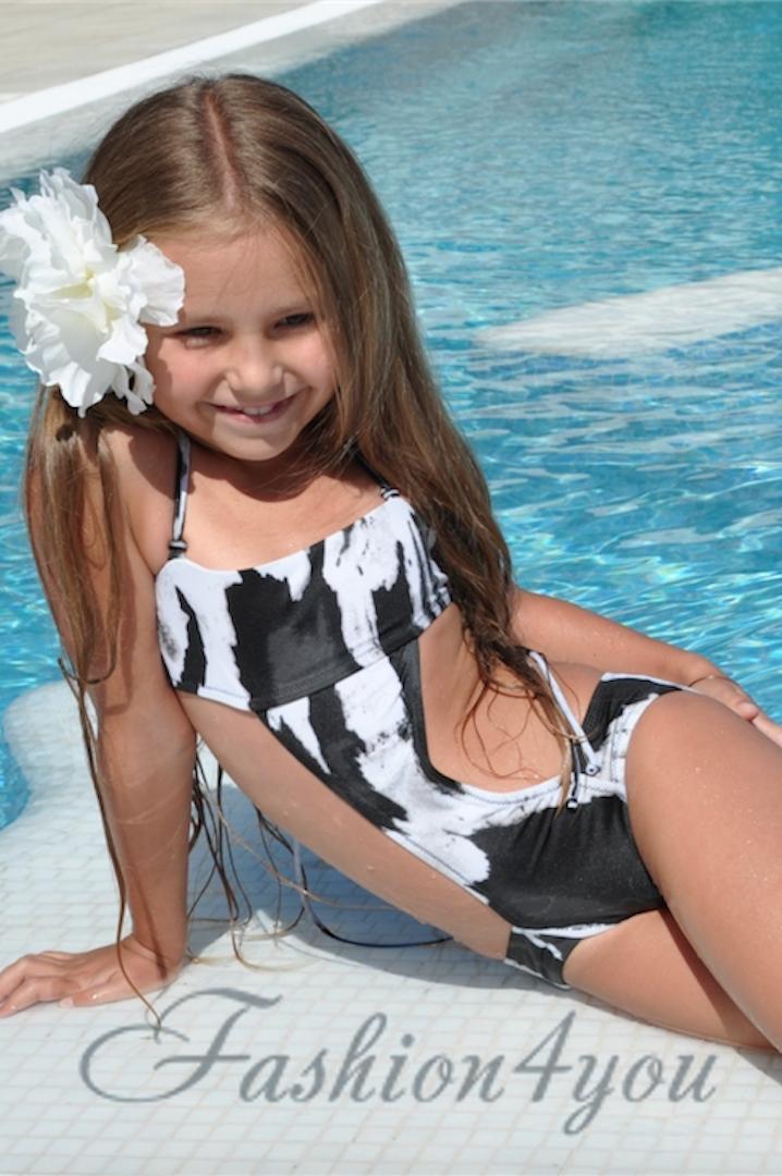 40d62f71fc11c Плавательный костюм монокини для детей BAEL Гепард 5509 - фото №1