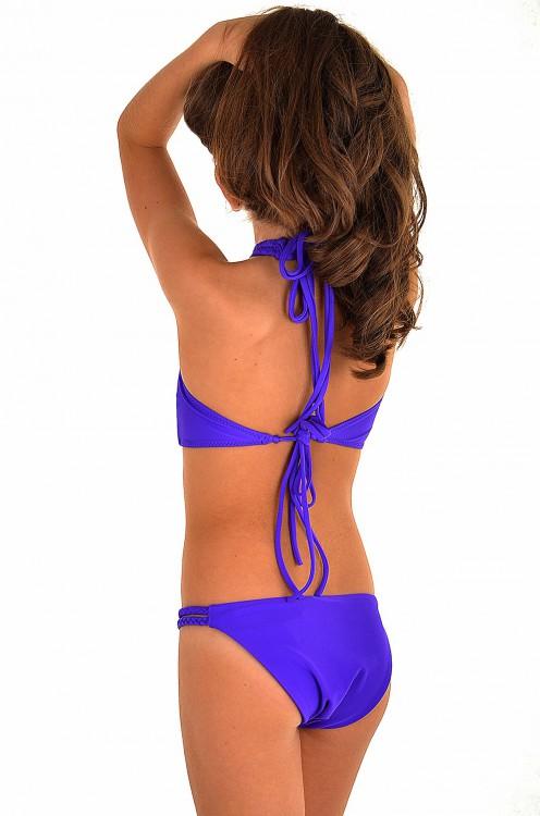 28774fa3942c4 Детский купальный костюм BAEL Коса 5513 - фото №3