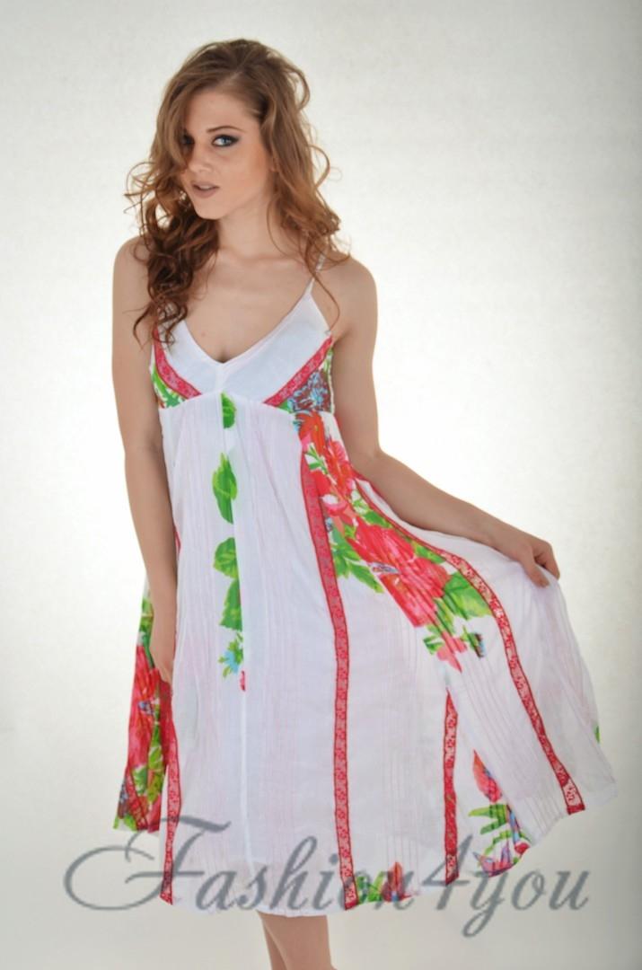 3010d95729c819d Летний пляжный сарафан для девушек Iconique KA 4102 купить в Киеве ...